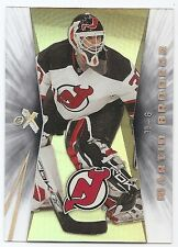 08/09 ULTRA EX ESSENTIALS CREDENTIALS Martin Brodeur #EX16