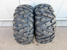 Yamaha Yfm700 Grizzly from 2016 Maxxis Bighorn Tyre Rear 26x10-12 M918 2 Pcs