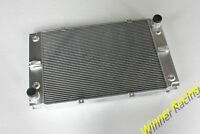 aluminum radiator for Porsche 928 with 2 oil coolers 56mm 2 Rows