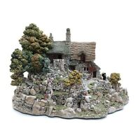 Lilliput Lane - Stocklebeck Mill - Boxed With Deeds