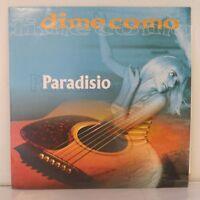 "Paradisio – Dime Como (Vinyl, 12"", Maxi 33 Tours)"