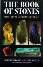 """Book of Stones"" History Legend Chakra Crystal Resonance Spiritual Heal Emotion"