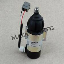 Engine Fuel Shut Off Solenoid For Perkins Volvo Penta 12V OE52318 New