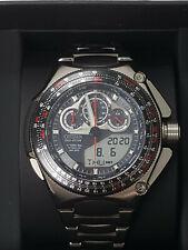 Citizen Eco-Drive Herrenuhr Promaster JW0071-58E Super Chronograph 1000 !NEU!