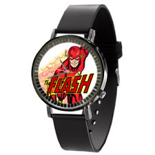 Mens Womens Unisex Watch COMIC THE FLASH
