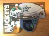 FLEER ULTRA 2014-2015 TYLER SEGUIN BUCKETS HOCKEY CARD BB-10 DALLAS STARS