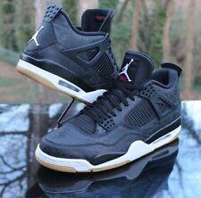 Nike Air Jordan 4 IV Retro SE Laser Men's Size 12 Black Gum CI1184-001