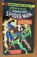 Amazing Spider-Man #1 Paperback 1st Print Unread slight shelf wear 8.0 VF (1977)