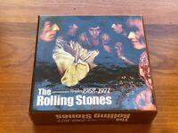 The Rolling Stones -Singles 1968-1971 10 Cd Box Set - Brand New