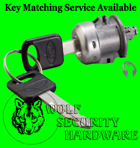 Ford Lincoln Pickup OEM Rear Tailgate Liftgate Key Lock Cylinder With 2 Keys