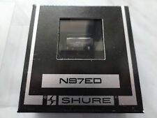 SHURE N97ED Original Genuine needle for Shure M97HE, M97ED, M97EJ, M97GD NOS