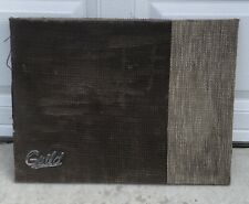 Baffle Board W/ Grille Cloth from Vintage 1966 Guild Thunder I Reverb Combo Amp