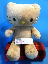 Build a Bear Brown Hello Kitty Plush (310-2858)
