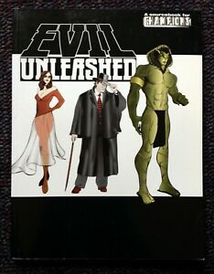 Evil Unleashed Champions Hero System Fifth Edition