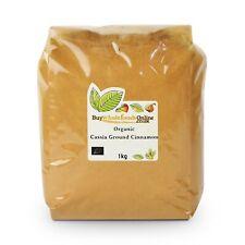 Organic Cinnamon Ground (Cassia) 1kg   Buy Whole Foods Online   Free UK Mainland