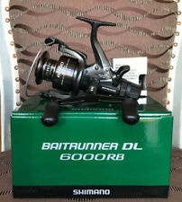 Shimano Baitrunner DL 6000 RB Freilaufrolle