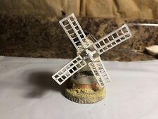 Vintage 1985 Windmill by David Winter from Great Britain