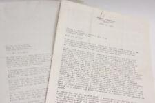 1928 Lamson Goodnow - Crossley Chicago IRS Inventory - Accounting Ephemera L08D