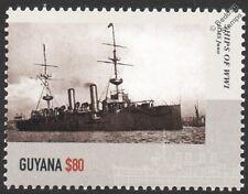 HMS Juno (1895) eclipse-class protégé Cruiser première guerre mondiale royal Navy navire de guerre cachet