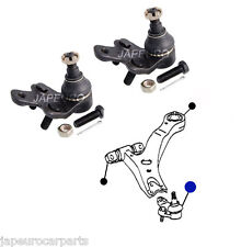 LEXUS RX400 RX400H 05> FRONT RIGHT LEFT LOWER WISHBONE CONTROL ARM BALL JOINTS