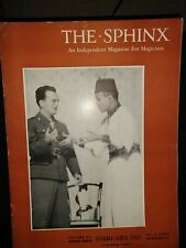 Gali Gali Issue 1943 Sphinx Magazine Vol Xli No 12