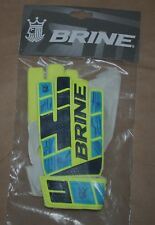Brine, Size 4, King Match 2X Jr. Lacrosse Gloves, New with Tags