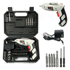 45 in 1 Household Portable Cordless Drill Set 4.8V, 1300 mAh NiCd(US Plug)