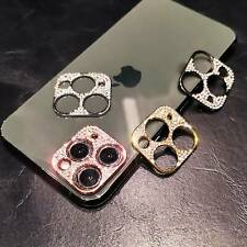 For iPhone 11 Pro Max Bling Diamond Camera Lens Protector Glitter Case Cover