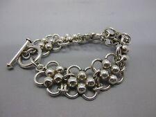Klasse Armband Sterling Silber 925 punziert Dansk Style 42g