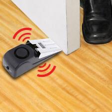 120 dB Door Stopper Alarm Alertor Wedge Anti Burglar Intruder Security Beeper
