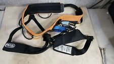 Petzl F 38920 Crolles - Xs - Large Climbing Harness - Used Type C