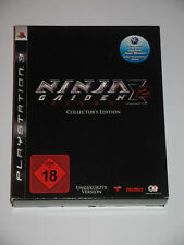 PS3:  Ninja Gaiden 2 Collector's Edition ~ Topzustand! ~ PlayStation 3 ~ Rarität