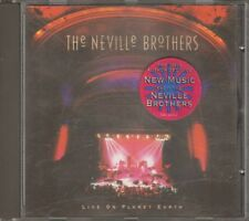 Neville Brothers LIVE on Planet Earth CD 14 track 1994