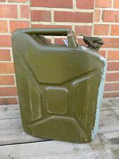#KA1 - GB British Landrover Reserve Kanister Kraftstoff 20L Benzinkanister Landy