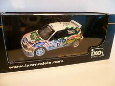 TOYOTA COROLLA WRC N° 17 : RALLYE DE FINLANDE de 2000 ~  NEUF