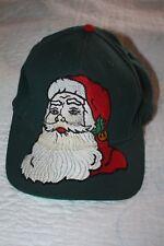 Hat Christmas Vintage Santa Claus Christmas American Needle Blockhead Snapback