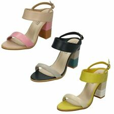 Women's Textile Slingbacks Block Sandals & Beach Shoes