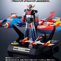 Grendizer Goldrake GX-76 + X + X2 SET COMPLETO 3 BOX + HANGAR Omaggio Bandai !!