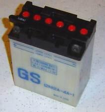 Battery 12N12A-4A-1 Yamaha XS400 XV500 XJ550 FJ600 FZ600 YX600 TX650 XJ650 XS2