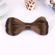 1 PCS Kawaii Style Clips Fashion Big Bow Ties Wig Hairpin Women Hair Accessories