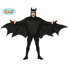 Halloween Hombre Murciélago Disfraz Hombre Vampiro Conjunto Nuevo Fg