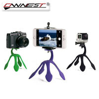 For iPhone Camera Mini Gekko Tripod Mount Portable Flexible Phone Stand Holder