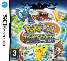 Pokemon Ranger: Shadows of Almia (Nintendo DS, 2008)