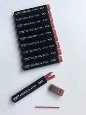 Vintage Eberhard Faber Mongol Mechanical Pencil Lead Adjustable Clamp Eraser USA