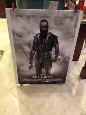 NOAH Movie Poster 27x40 One Sheet / 2-sided **RUSSELL CROWE