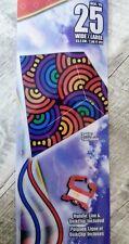 """X-Kites ColorMax 25"""" Swirls Kite - New!"""