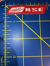 Sugoi RSE Racing Systems Elite Patch Tag Cyclists Bike Apparel Race Apparel Ride
