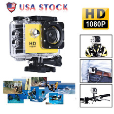 1080P SJ5000 HD Helmet Camcorder Sport Action Waterproof Camera DV For Gopro US