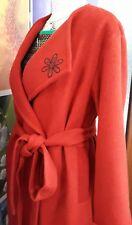 ACappotto nuovo Donna creato a mano in Pura Lana vergine - creazione alta  moda b5475a9c763