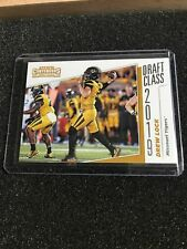 2019 Panini Contenders Draft Picks Drew Lock Draft Picks Insert
